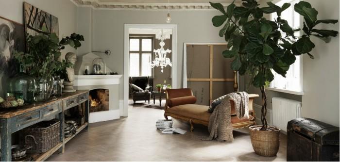Malin Persson vardagsrum