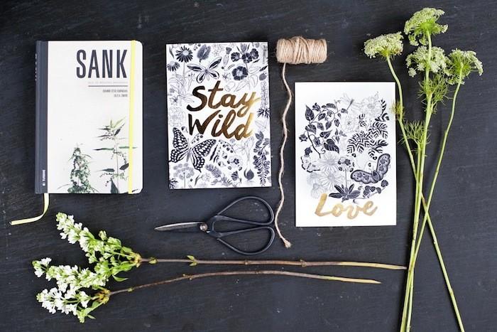 Postkort Lisa Grue