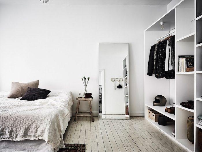 smart garderob utan dörrar
