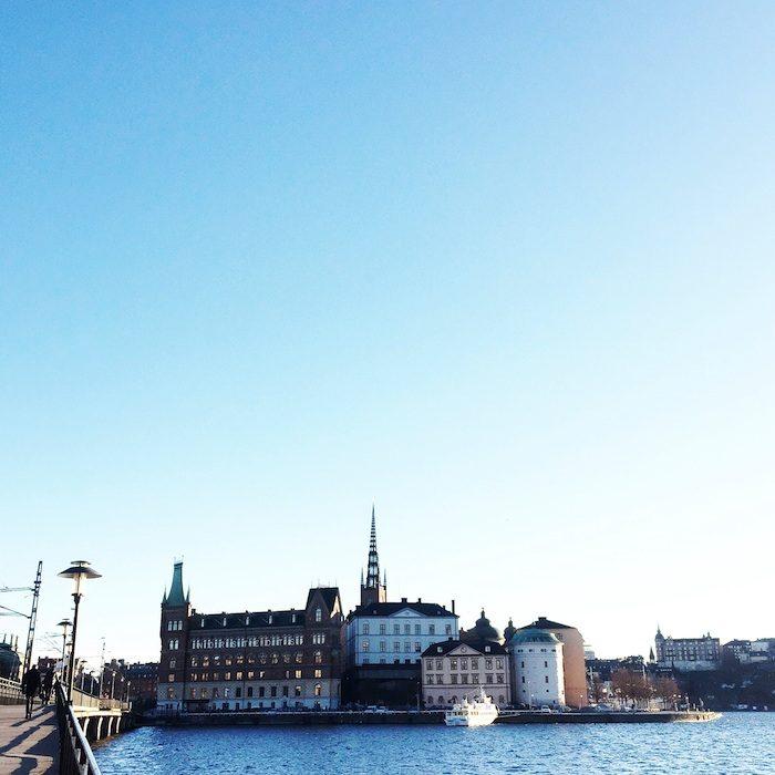 Norstedts förlag på Riddarholmen Stockholm
