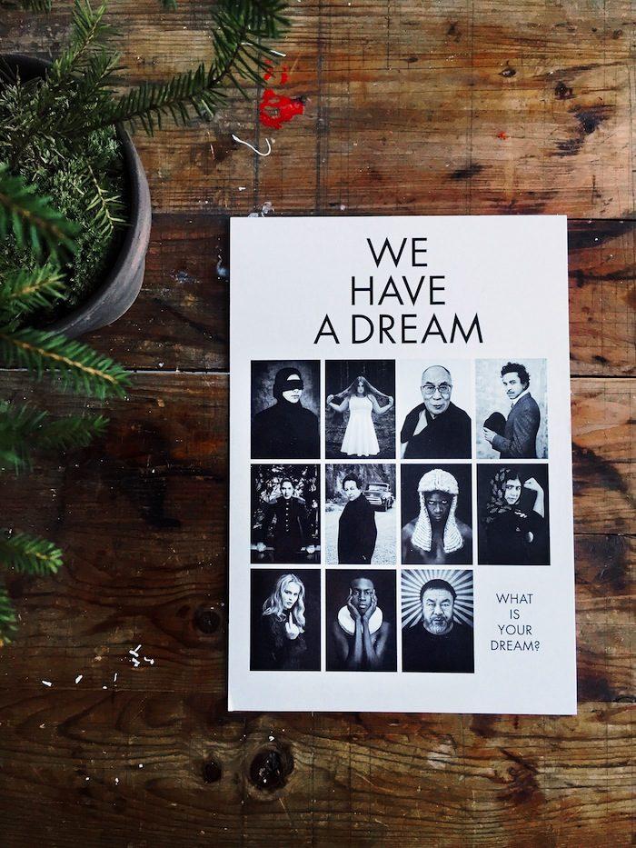 We have a dream utställning Fotografiska